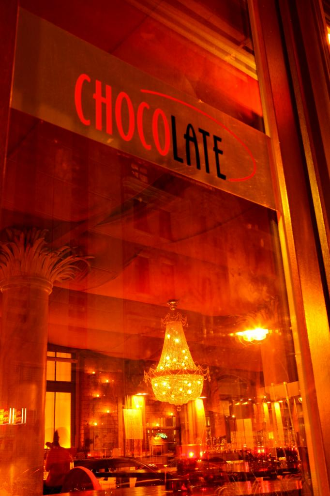 Chocolate Leipzig