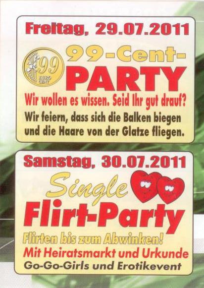 Single flirt party stuttgart